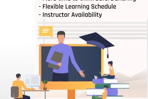 Online learning removes hindrances to learning